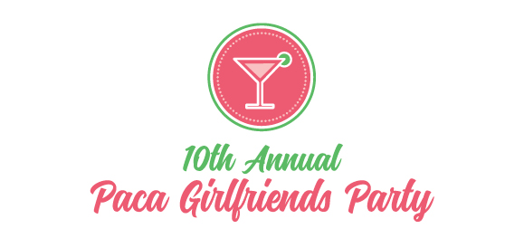 Paca Girlfriends' Party